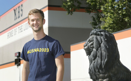 This Kennewick grad wants to be a Navy SEAL. He's on his way to make that happen