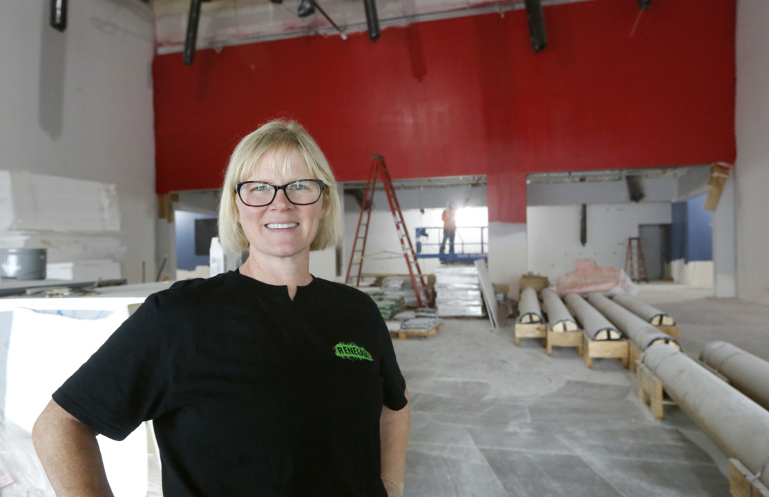 Get a sneak peek at Tri-Cities new movie theater and more on when it will open