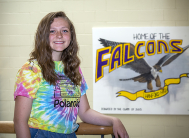 This Hanford High grad is getting more than $40,000 to jump start her medical studies
