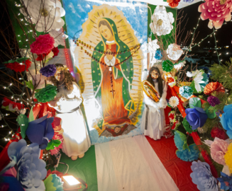 Pasco march for Our Lady of Guadalupe