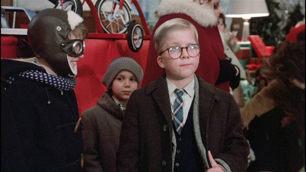 Ralphie Christmas Story.12 Details You May Never Have Noticed In A Christmas Story