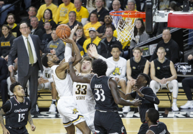 Wichita State players still believe best is ahead after tough loss to Cincinnati