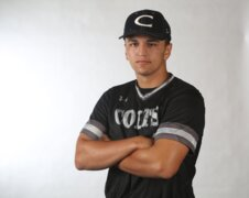 Campus sophomore utility Jackson Hartley, 2018 All-Metro Baseball selection