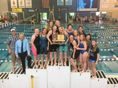 East wins back-to-back Class 6A swim state championships