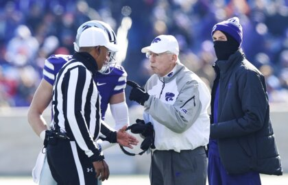 Cats nip KU, but questions remain... namely, should K-State move on from Bill Snyder?