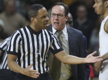 Wichita State loses its cool with the refs in a heated loss to Cincinnati