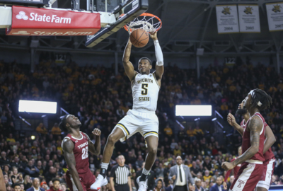 All heart: Shockers rally from seven down, pick up dramatic home win over Temple