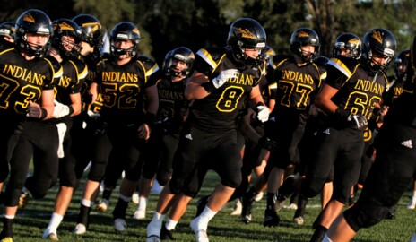 Andale crushes Wellington in Week 2 Varsity Kansas Game of the Week