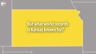 Here are ten world records broken in Kansas