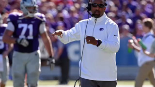 Andre Coleman ready to help K-State's offense in new coordinator role