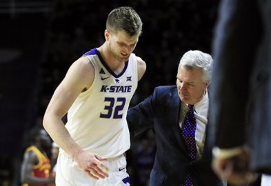 Missing another NCAA Tournament hurts more than any injury for K-State star Dean Wade