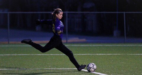 2019 All-Metro Girls Soccer Goalkeeper, Valley Center's Kyrah Klumpp