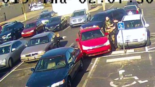 Wichita police release images in shooting that involved officer