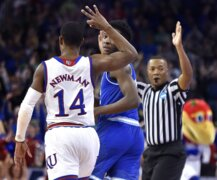 Malik Newman has big game against Seton Hall