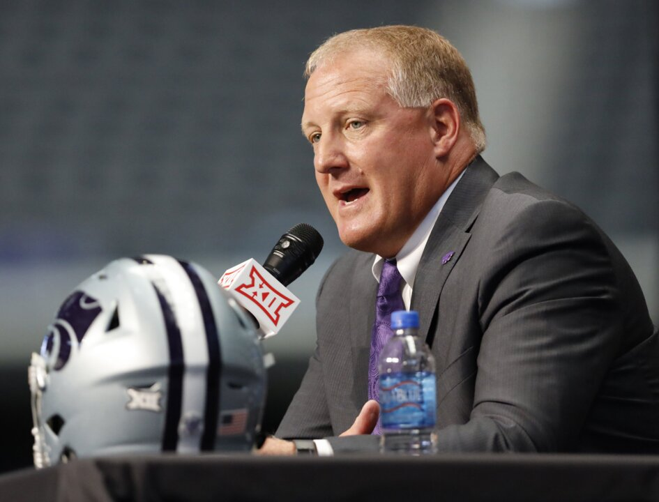 SportsBeat KC podcast: K-State football and coach Chris Klieman at Big 12 media days