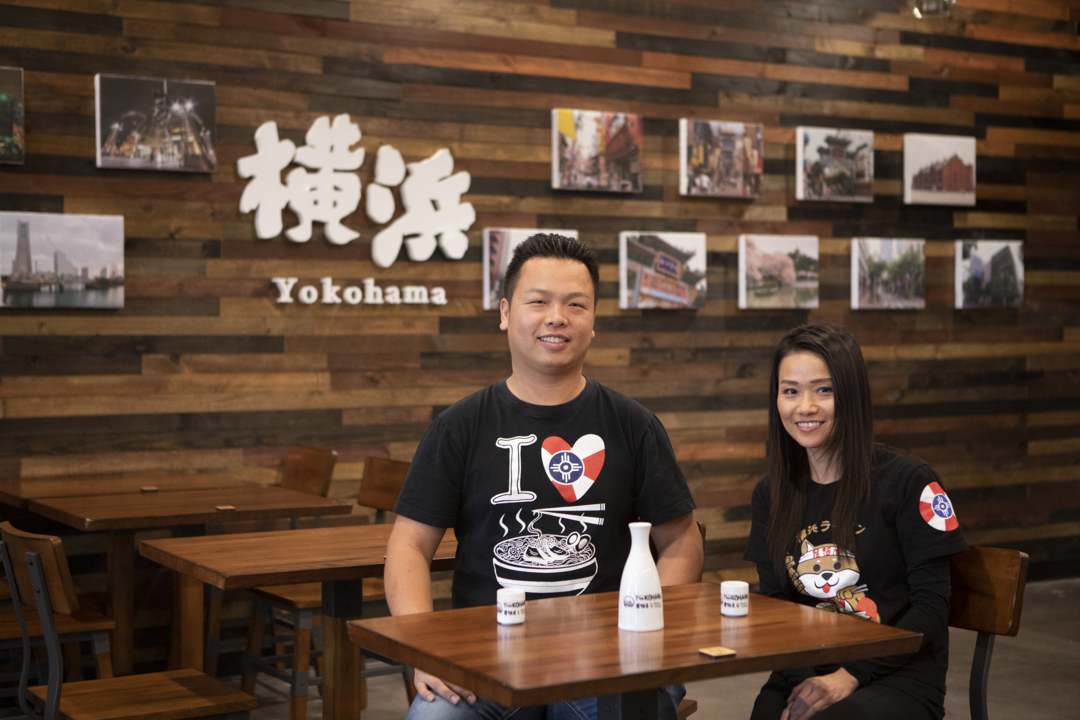 Peek at the custom interior, unique menu of Wichita's soon-to-open Yokohama Ramen Izakaya