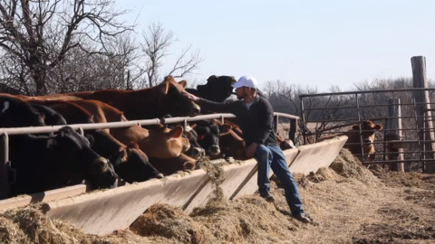 Fifth-generation Kansas farmer on what he wants to see from the Biden administration