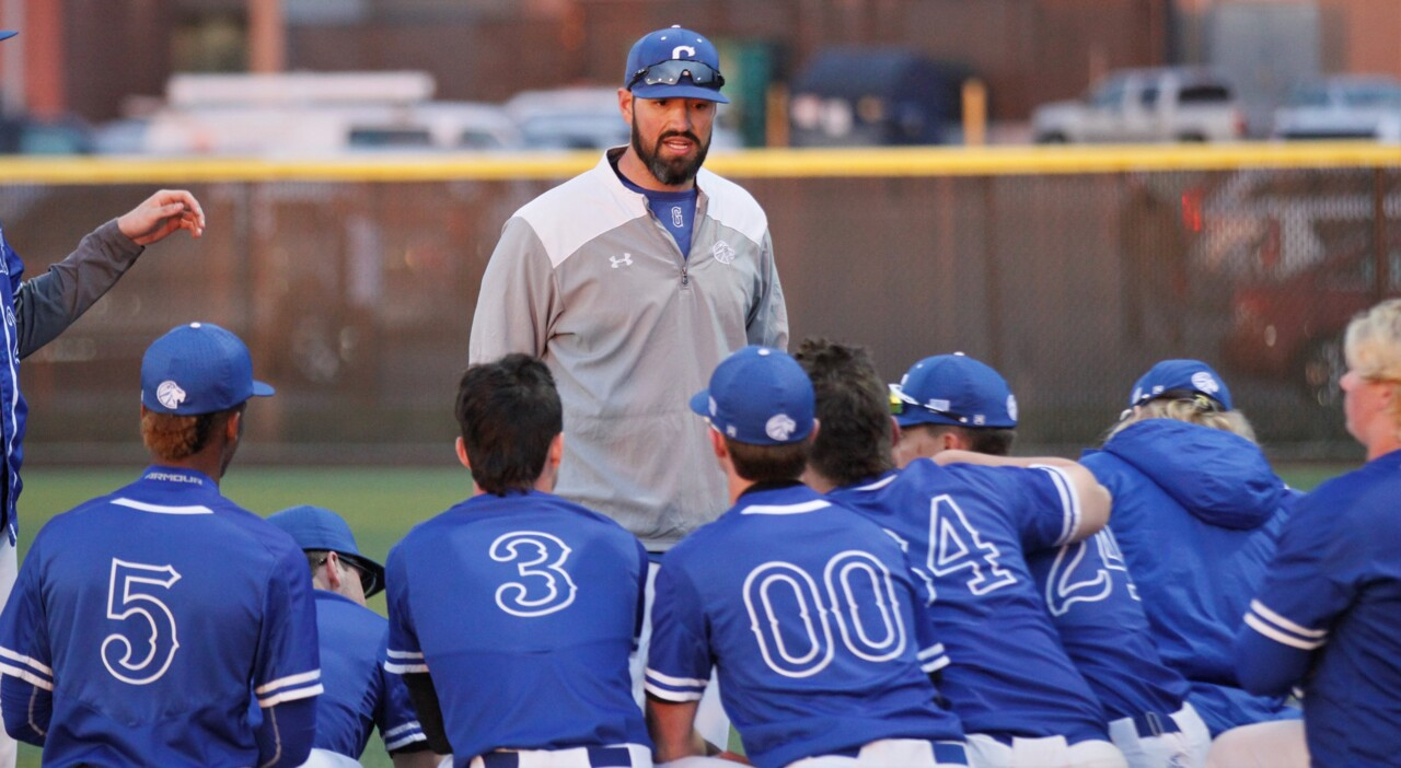 Galvanized Goddard rallies around baseball coach before he leaves for crosstown rival