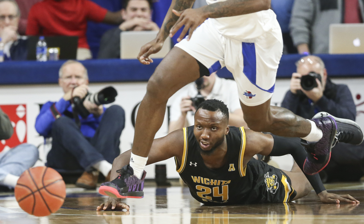 Despite tailspin, these projections still have Wichita State in the NCAA Tournament