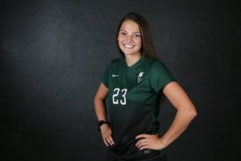 The Wichita Eagle's 2018 All-Metro Girls Soccer Team selection, Derby's Brianna Moore