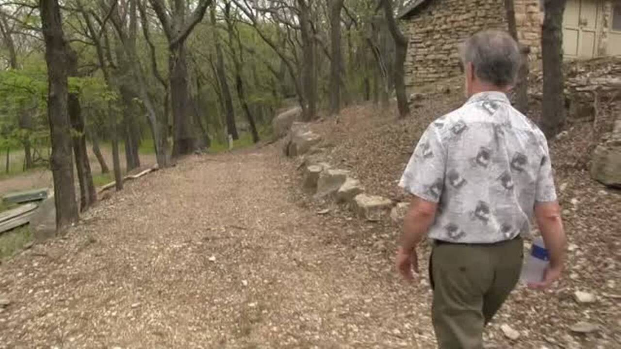 Arkansas City's 'Lost City' in Kansas now open for tours