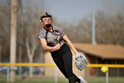 2019 All-Metro Softball Team, Maize South's Ashlie Thissen