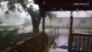 See Kansans' experiences during Tuesday night's storms