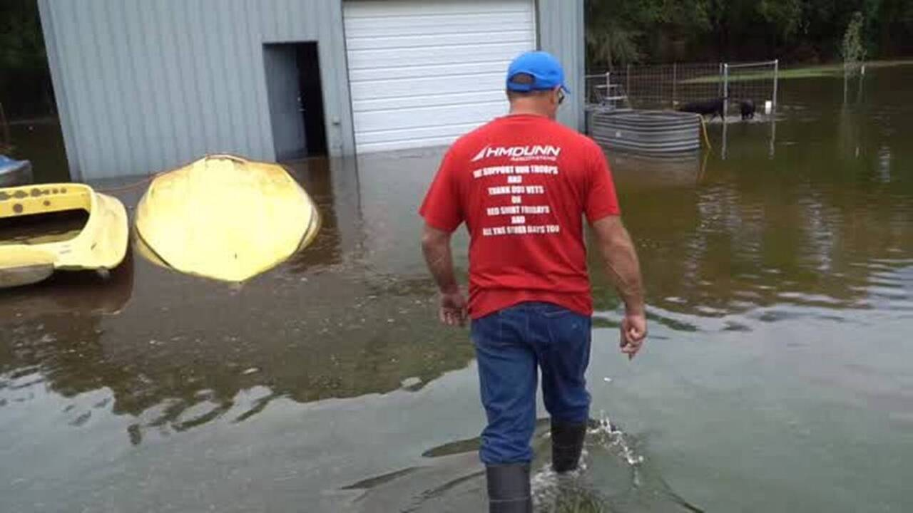Flooding in Belle Plaine | The Wichita Eagle
