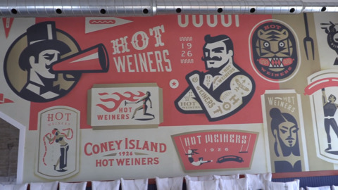 New Coney Island restaurant gets closer to opening