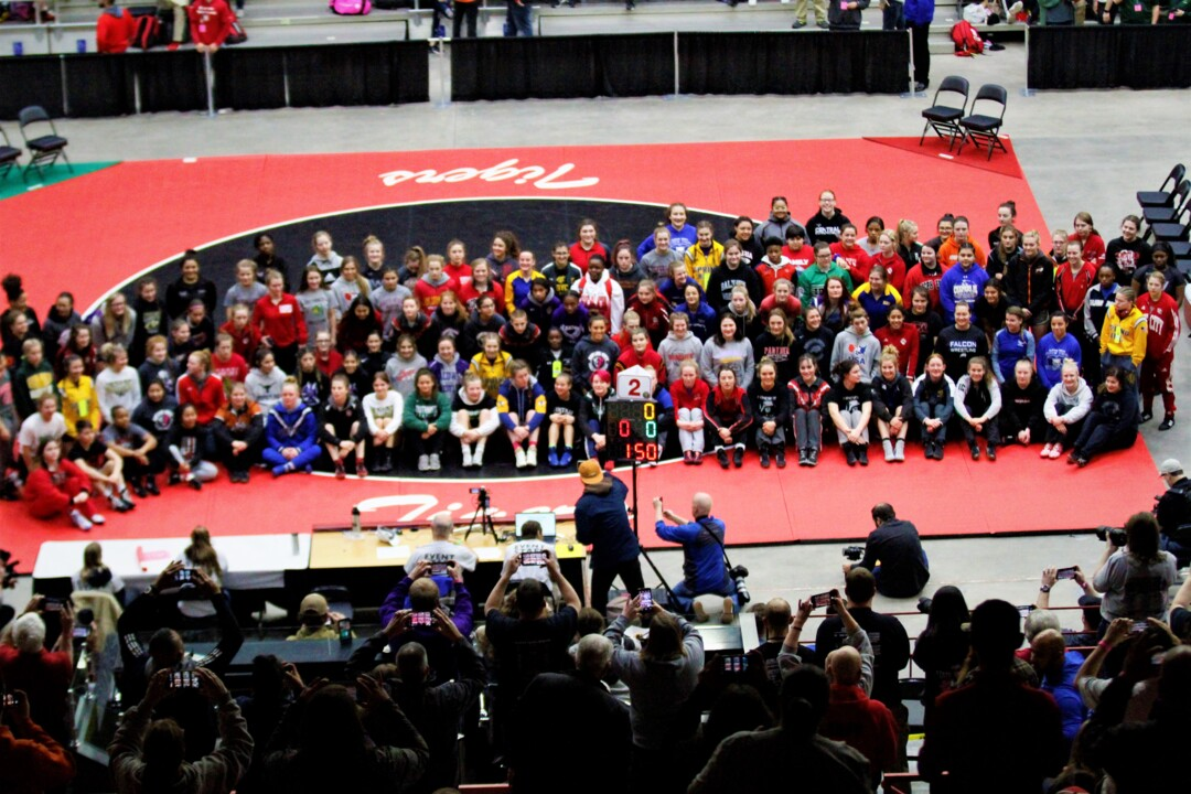 Girls state wrestling notes: Wichita area star wins district's first title since 1970s