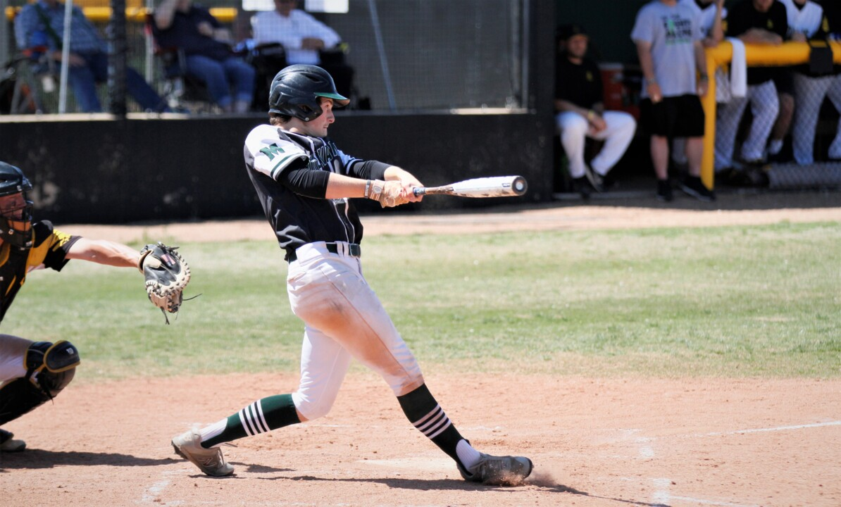 Ignited on mother's illness, Mulvane baseball star helps write history going to state