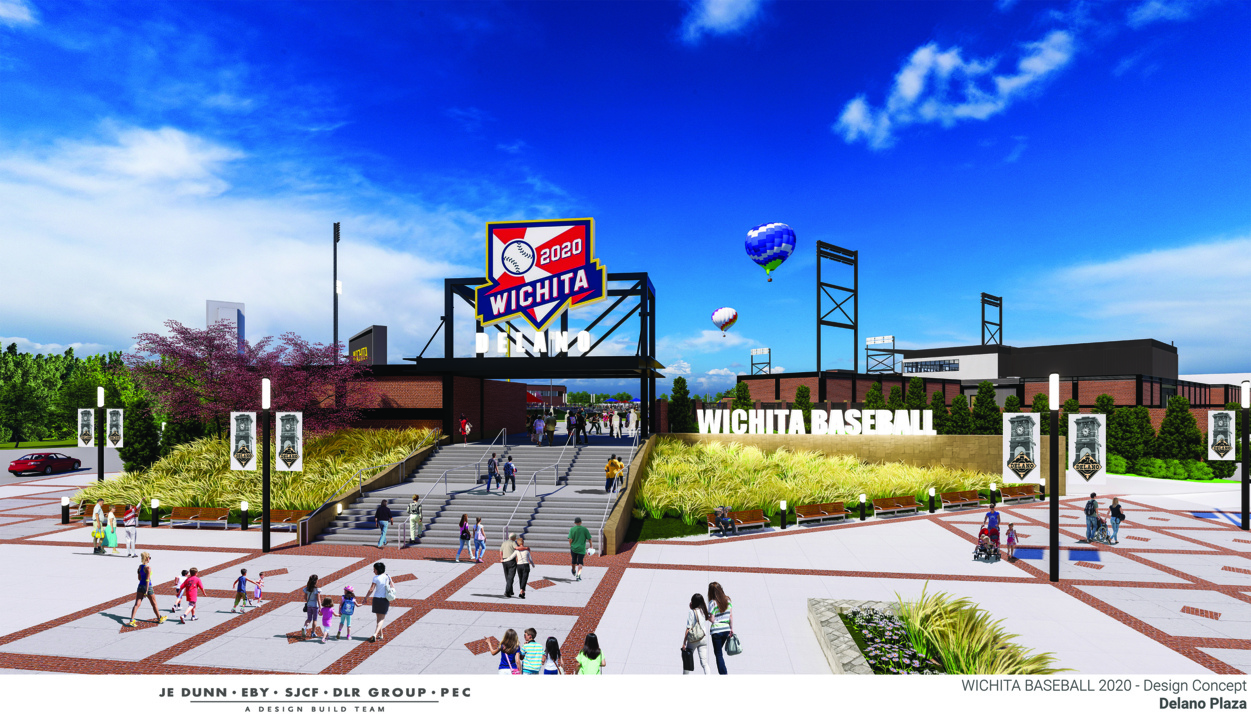 Wichita minor-league baseball team adds to front office | The