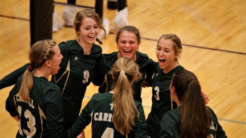 Carroll volleyball gains plenty of experience in winning one of  area's strongest invites