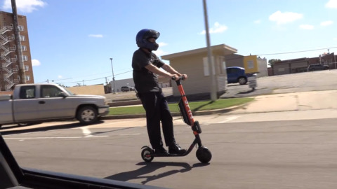 As Wichita joins the scooter craze, let's try to avoid the headaches felt elsewhere