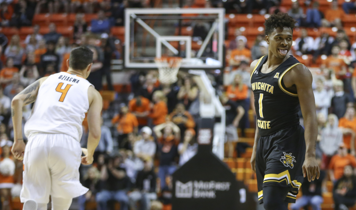 How the Shockers went from being bullied to 'physically man-handling' Oklahoma State