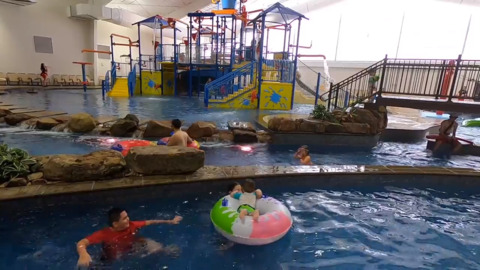 Great Wolf Lodge too far? There's a new indoor water park just an hour from Wichita