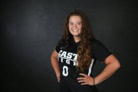 The Wichita Eagle's 2018 All-Metro Girls Soccer Team selection, East's Maria Vega