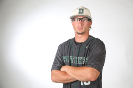 Derby junior outfielder Jackson Syring, 2018 All-Metro Baseball selection