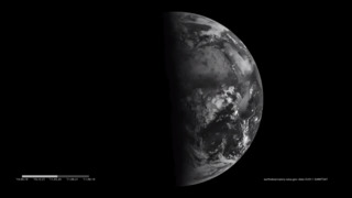 See how an Equinox looks from space