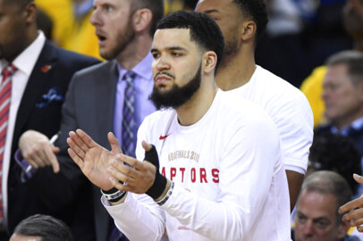 Inside Fred VanVleet's wildly changing life: 'No moment is ever too big for me'