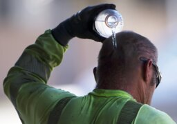 How to stay cool in extreme heat