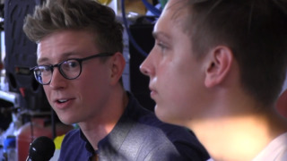 YouTuber and LGBTQ activist Tyler Oakley visits Cheney to support local student