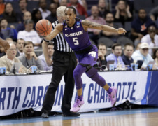 K-State guard Barry Brown compares UMBC to Oklahoma