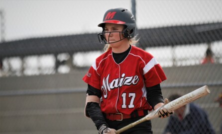 2019 All-Metro Softball Outfielder, Maize's Sophia Buzard