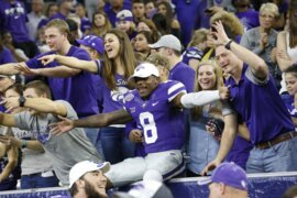 Kansas State DB Duke Shelley explains why this has been his best spring