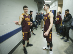 Loyola has familiar faces for some K-State players