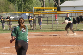 Carroll sweeps Northwest to win sixth straight City League softball title
