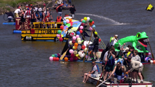 See more than 40 years of Riverfest moments