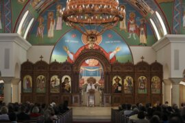 St. George Cathedral celebrates 100 years