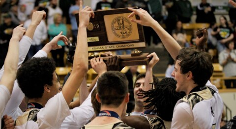 A new class: Andover Central wins first state championship, tops Basehor-Linwood